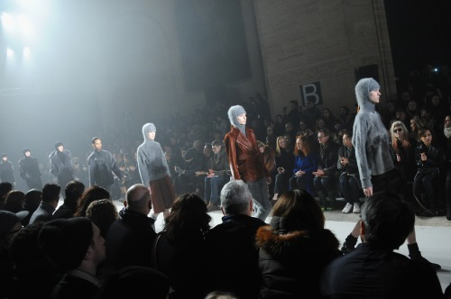 CND For Alexander Wang: New York Fashion Week Fall/Winter 2013